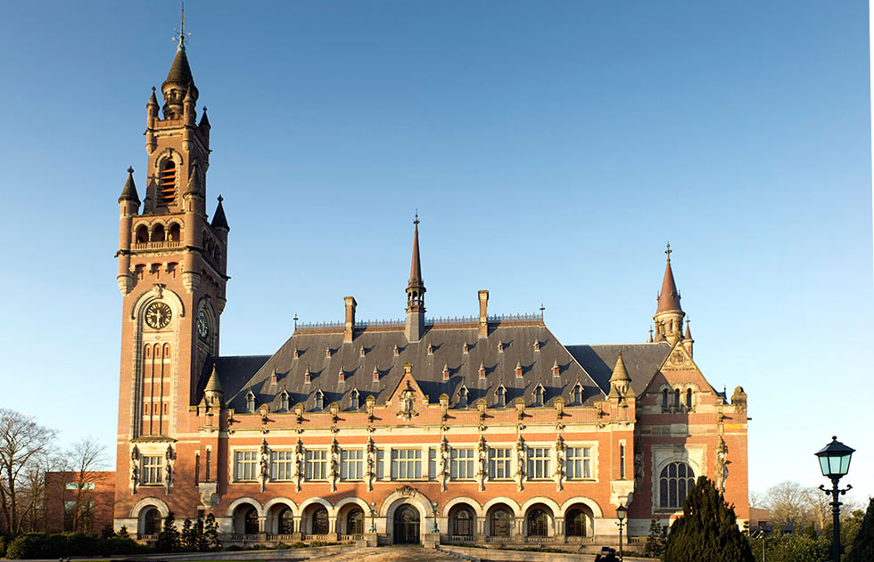 International Court of Justice: An Overview